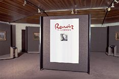 Renoir in Guernsey exhibition at Guernsey Museum & Art Gallery, 1988. (3)