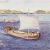 Gallo-Roman-Ship-Watercolour